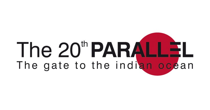 Relooking du logo The 20th Parallel